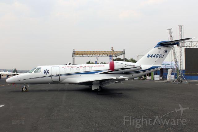 Cessna Citation CJ1 (N446CJ) - Air Medical Special Missions / Cessna 525C CitationJet 4 - MSN 525C0046 / N466CJ / MMSM 04/2019