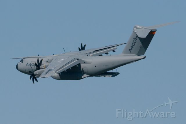 AIRBUS A-400M Atlas (F-WWMS) - Airbus Military A400M Atlas low height flight, Salon de Provence Air Base 701 (LFMY)