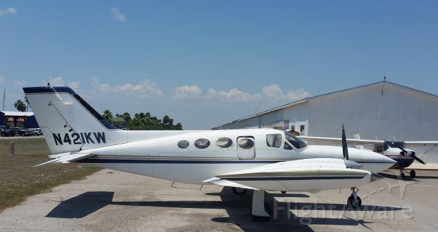 Cessna 421 (N421KW)