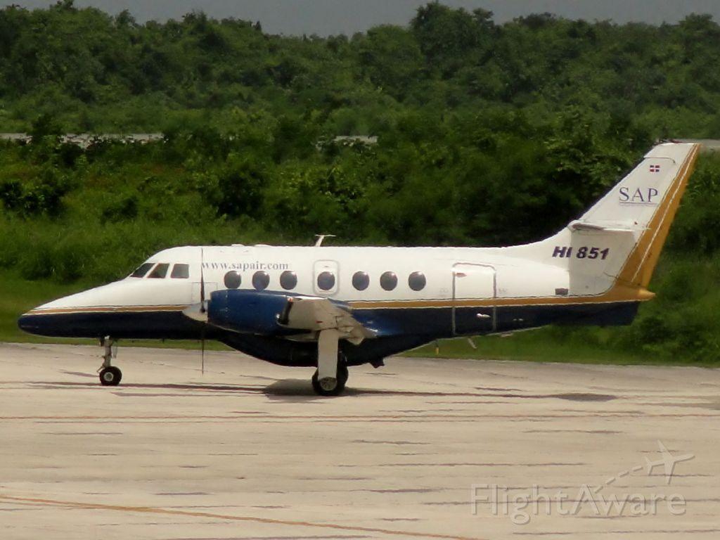 British Aerospace Jetstream 31 (HI851)
