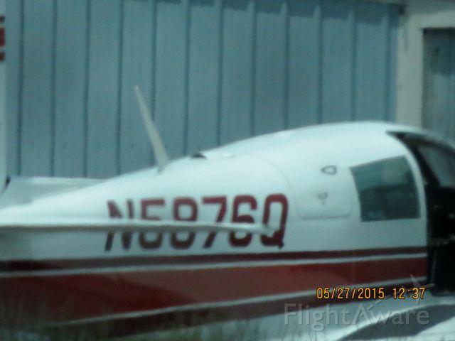 Mooney M-20 (N5876Q)
