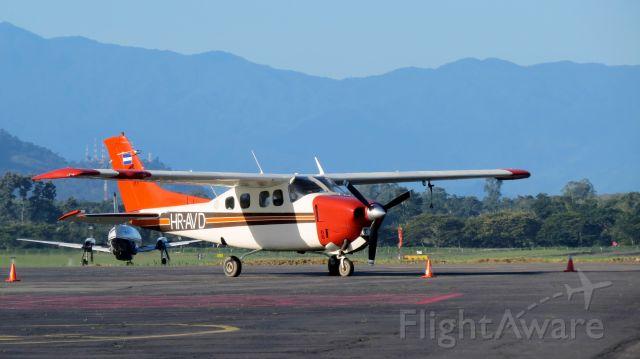 Cessna P210 Pressurized Centurion (HR-AVD)