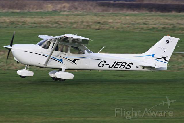 Cessna Skyhawk (G-JEBS) - Cessna 172S Skyhawk