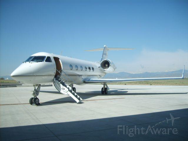Gulfstream Aerospace Gulfstream IV (N650PW)