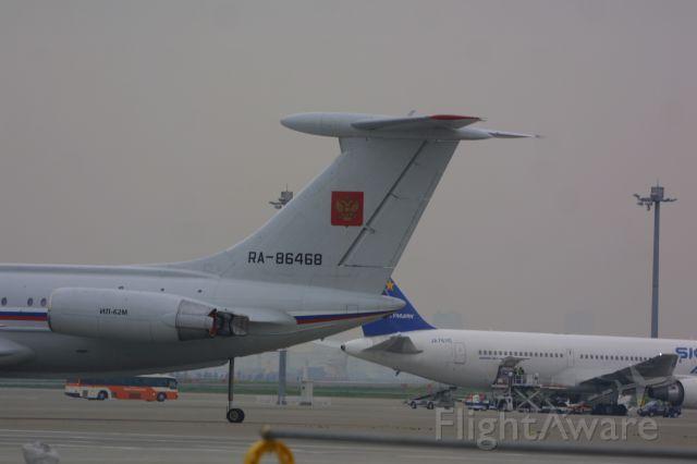 Ilyushin Il-62 (RA-86468)