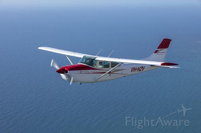 Cessna Skylane (VH-HZV) - Coastal Aldinga SA.