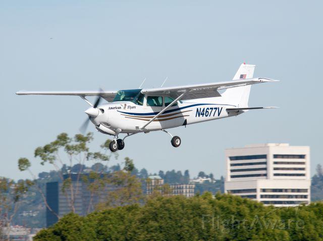 Cessna Cutlass RG (N4677V)
