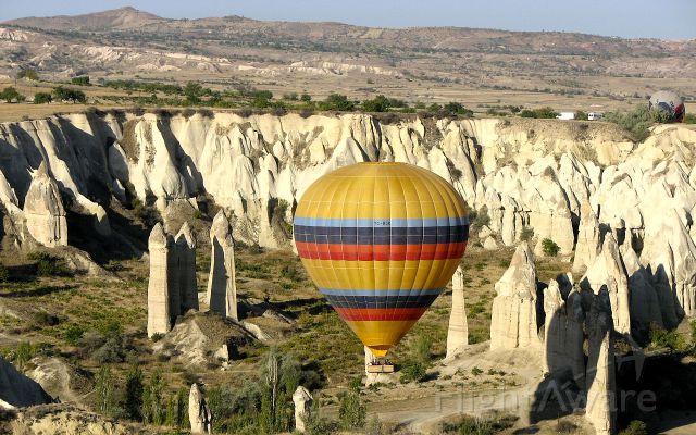 Unknown/Generic Balloon (TC-BDK) - In the Valley of Love, Cappadocia, Turkey
