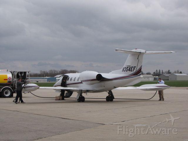 Learjet 35 (N354EF) - Orion FBO