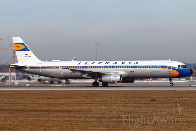 Airbus A321 (D-AIDV)