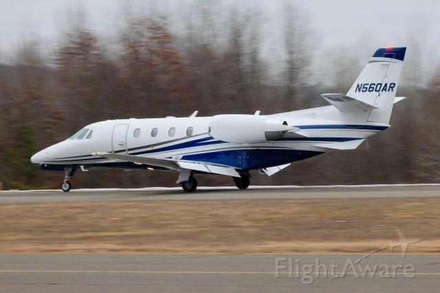Cessna Citation Excel/XLS (N560AR)