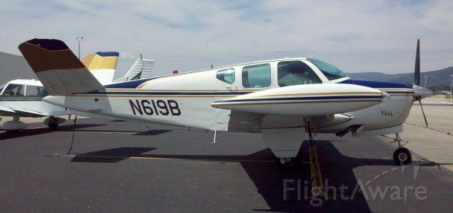 Beechcraft Bonanza (36) (N619B)