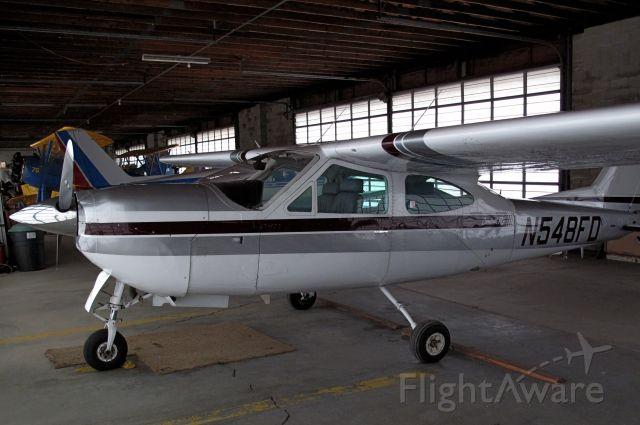 Cessna Cardinal (N548FD)