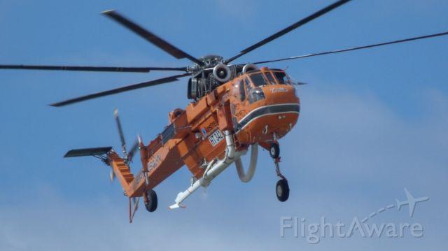Sikorsky CH-54 Tarhe (N194AC) - S-64