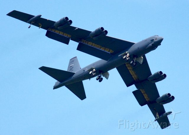 Boeing B-52 Stratofortress (60-0041) - At Barksdale Air Force Base.