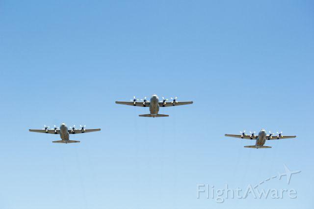 Lockheed C-130 Hercules — - SA Presidential Inauguration, Pretoria, ZA, 5/24/14