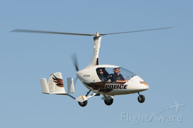 Beechcraft Super King Air 300 (N250PD) - Somerset Police (KY) Gyroplane