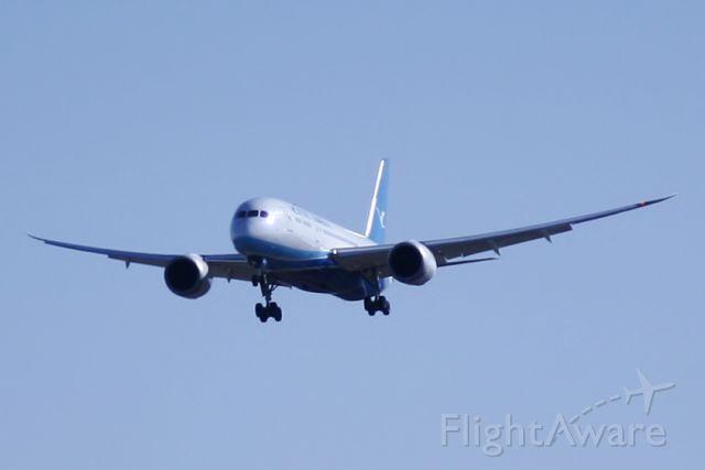 Boeing Dreamliner (Srs.8) —