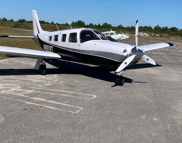 Piper Tomahawk (N9919T) - PIPER SARATOGA II (N9919T) PA32