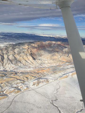 Cessna 206 Stationair — - Split Mountain, near Vernal,Utah