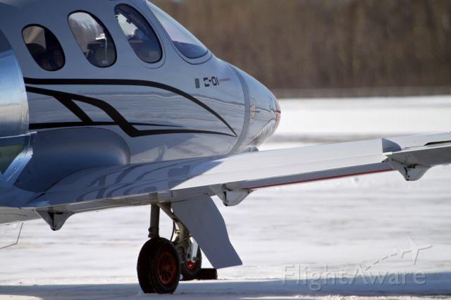 Experimental 200kts (N251CV) - Cirrus Vision jet