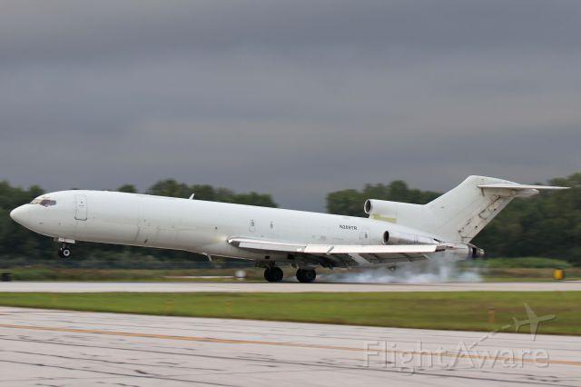 BOEING 727-200 (N209TR) - Smokin'! IJW209 touching down on RWY 07 at KTOL on 7 Sep 2019.