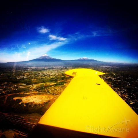 XA-SIA — - Morrning flight from atlixco,puebla to do a local flight