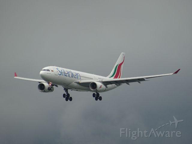 Airbus A330-200 (4R-ALB)