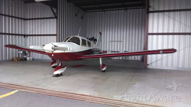 Piper Cherokee (N4287T) - Washed and waxed at her new home in S.C.