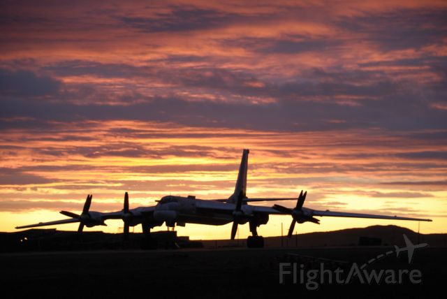 """Tupolev Tu-142 — - """"Crimson Skies"""""""