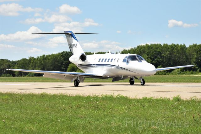 Cessna Citation CJ3 (N578WZ)