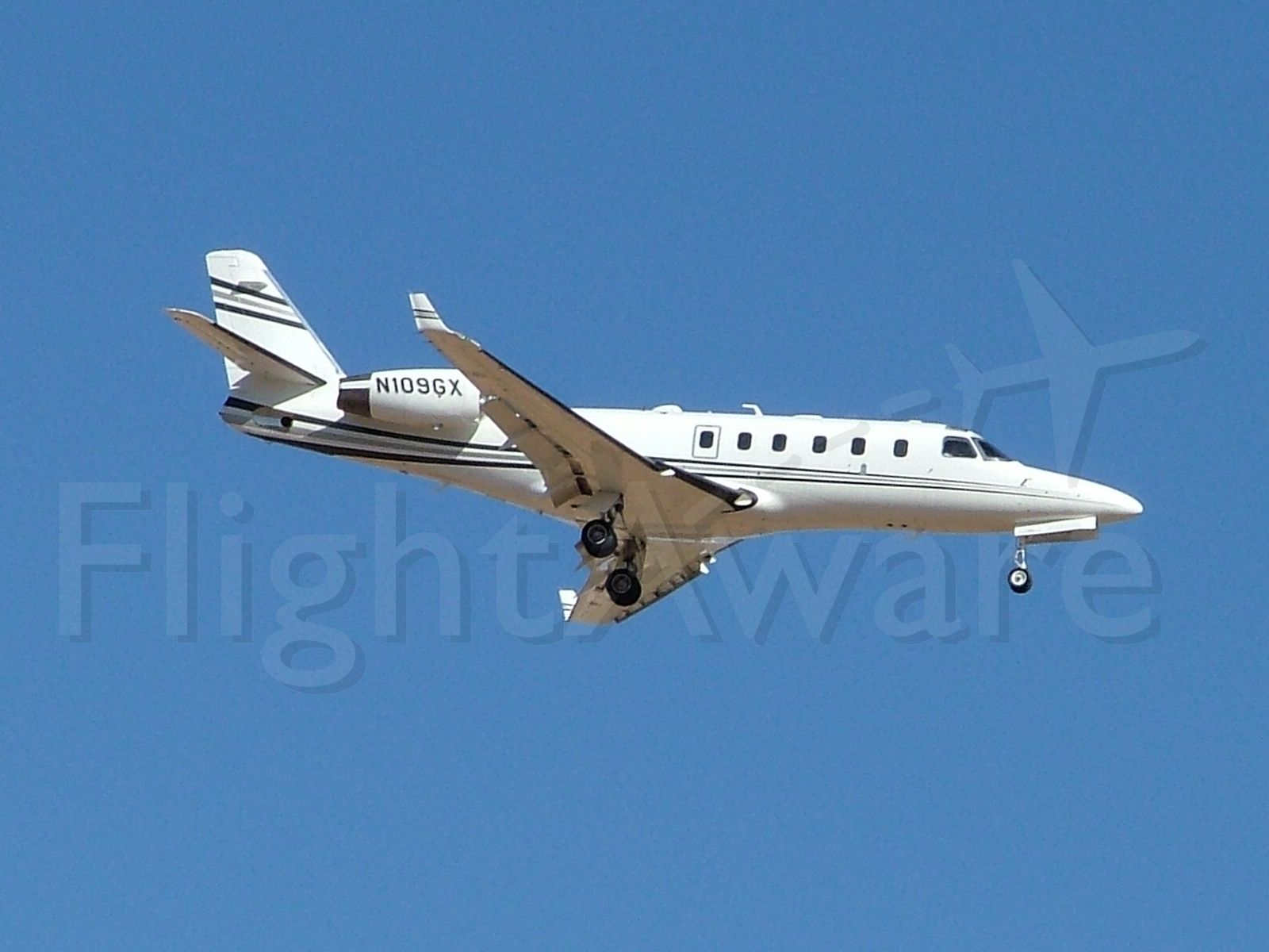 IAI Gulfstream G100 (N109GX)