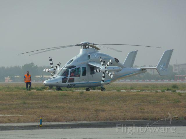 EUROCOPTER X-3 — - X3, Eurocopter, Marignanne LFML.