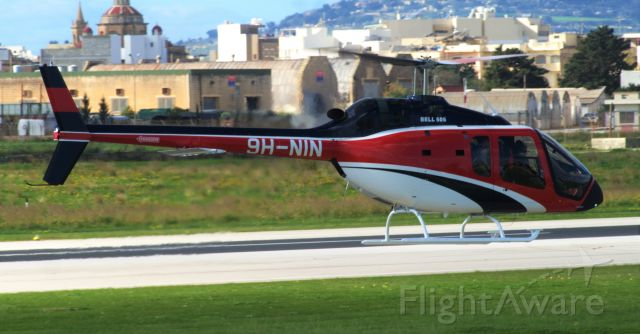 Bell 505 (9H-NIN) - On txy C