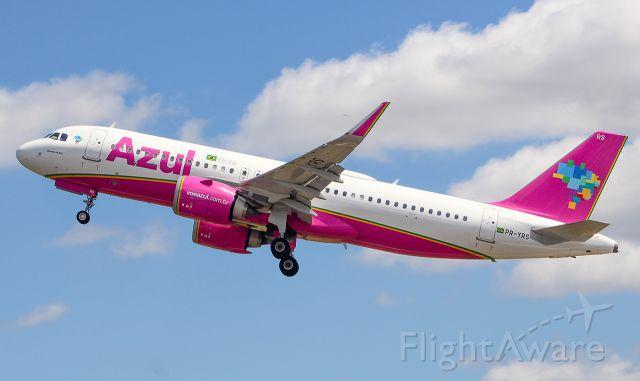 Airbus A320neo (PR-YRS)