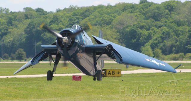 Grumman G-40 Avenger (N5264V)