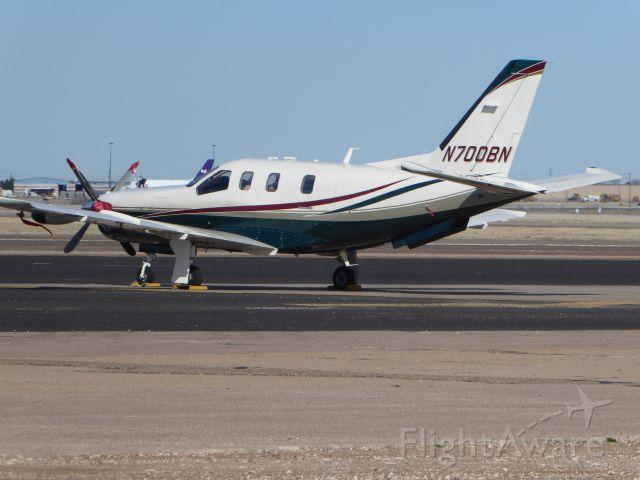 Socata TBM-700 (N700BN)