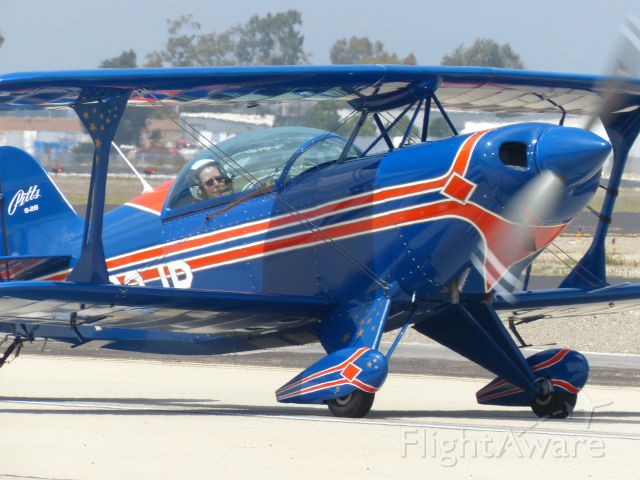 PITTS Special (S-2) (N99JP)