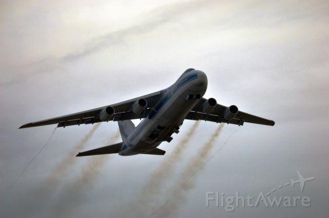 Antonov An-124 Ruslan (RA-82046)