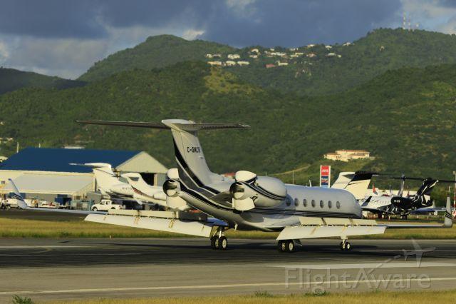 Gulfstream Aerospace Gulfstream V (C-GMCR)