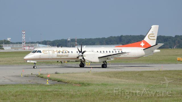 ATR ATR-72 (HB-IYD) - Ex compagnie Darwin
