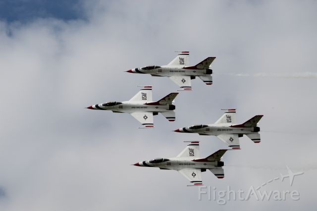 — — - Perfect spacing at the Dayton Airshow June 22nd