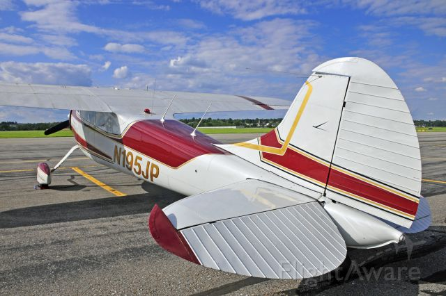 Cessna Skyhawk (N195JP) - Thought I would share a slightly different view of N192JP.