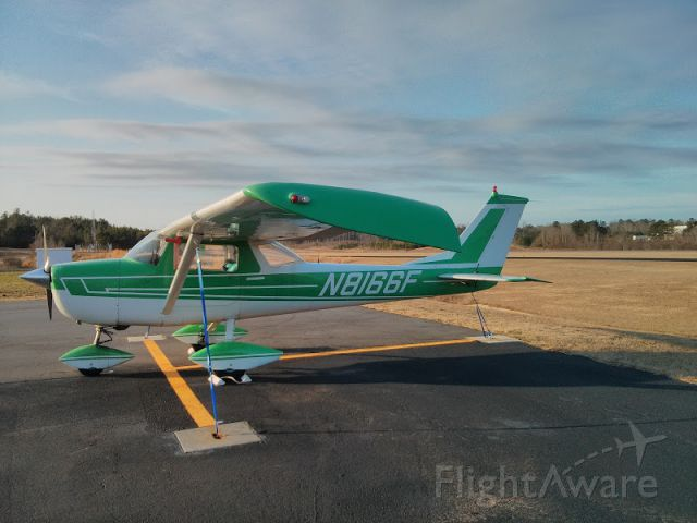 Cessna Commuter (N8166F)