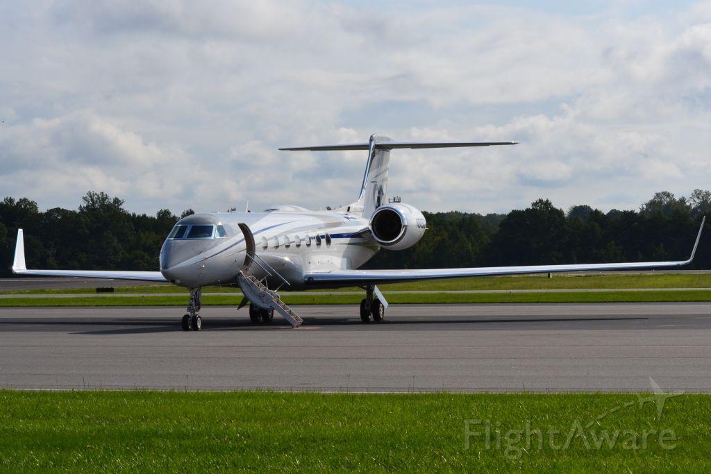 Gulfstream Aerospace Gulfstream V (N365GC) - TVPX AIRCRAFT SOLUTIONS INC TRUSTEE (Grant Cardone) at KJQF - 9/30/18