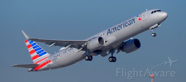 Airbus A321 (N409AA) - phoenix sky harbor 13DEC19