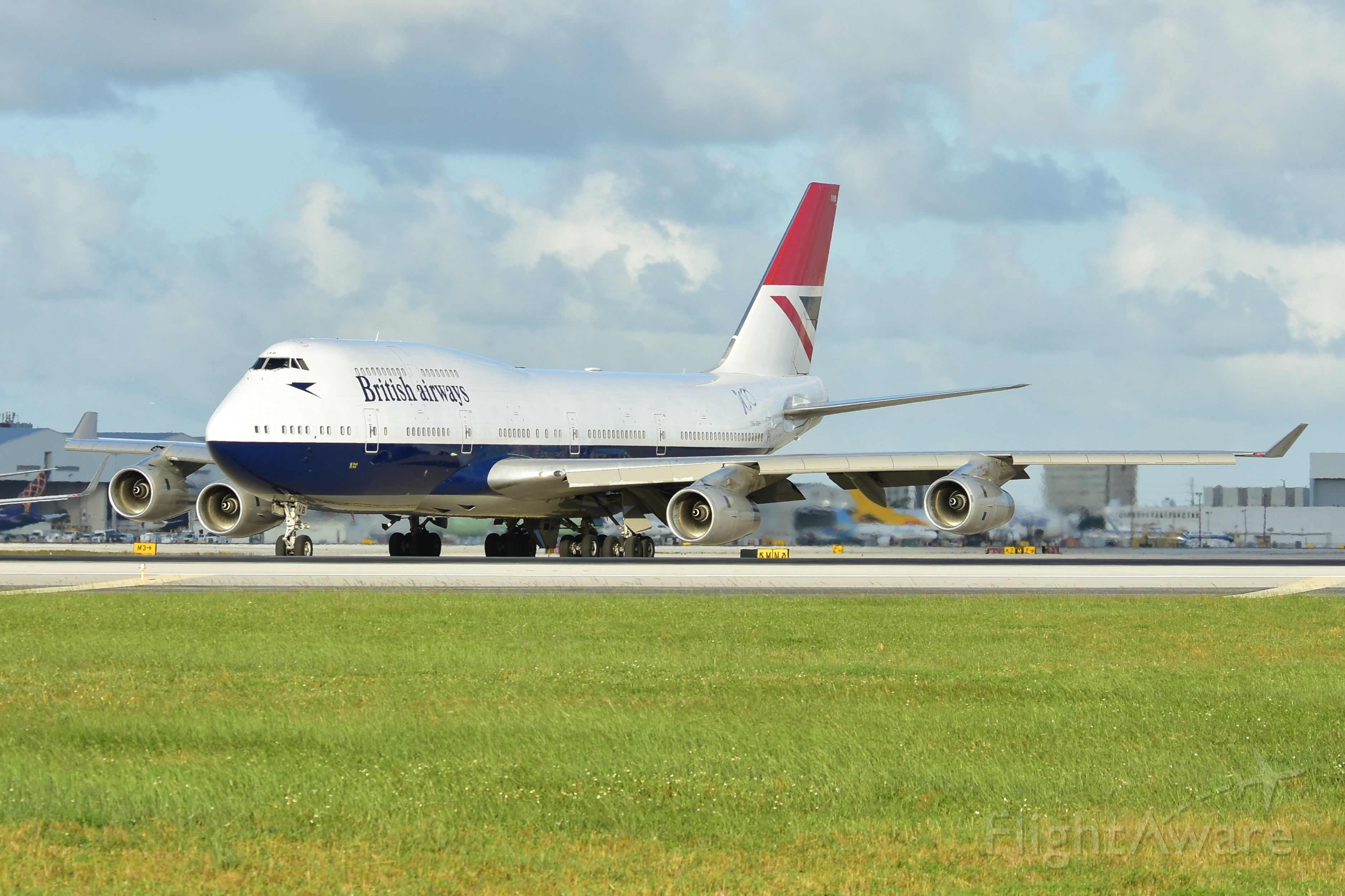 Boeing 747-200 (G-CIVB)