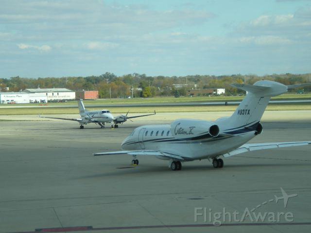 Cessna Citation X (N93TX)