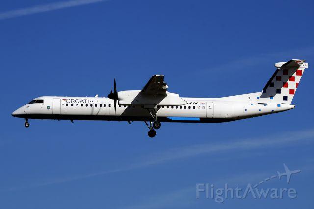 de Havilland Dash 8-400 (9A-CQC)