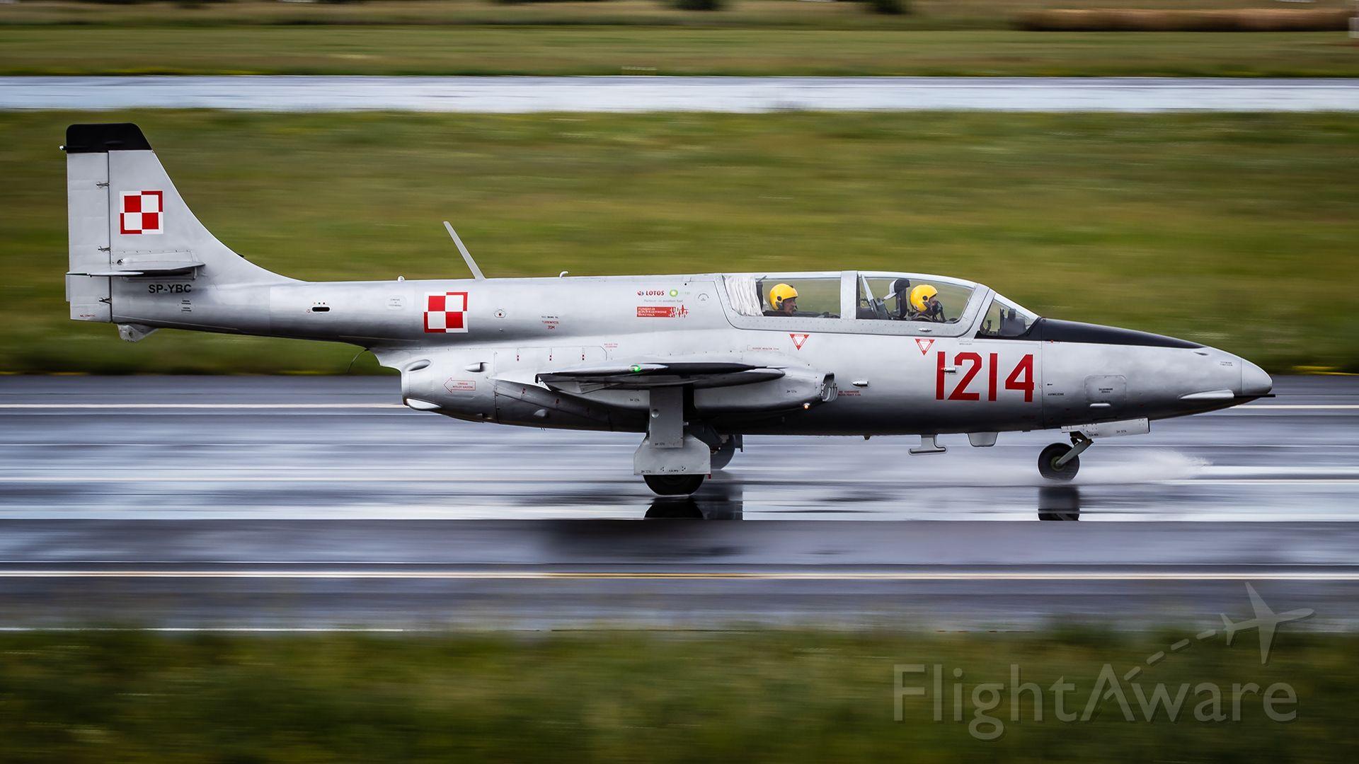 PZL-MIELEC Iskra (SP-YBC) - TS-11 Iskra @EPPO 23.06.2020